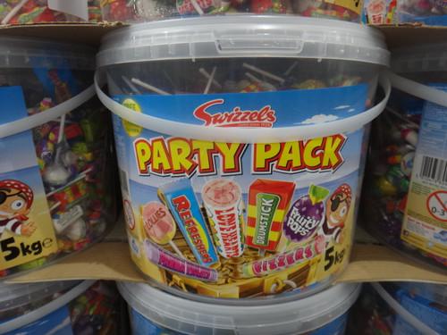 Swizzels Party Pack Bucket 5KG | Fairdinks