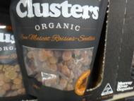 Murray River Organics Organic Premium Clusters 500G | Fairdinks
