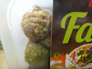 Ali Baba Falafel Minis 630g | Fairdinks