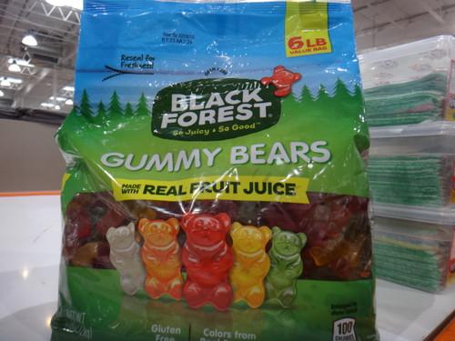 Black Forest Gummy Bears 2.72KG | Fairdinks