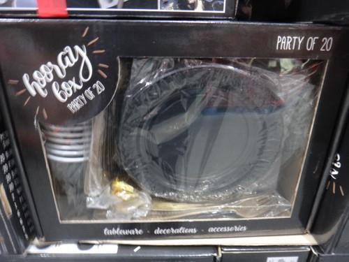 Hooray Party Box 116CT | Fairdinks