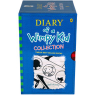 Diary of A Wimpy Kid Collection Twelve 12 Best-Selling Books | Fairdinks