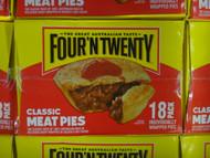 Four'N Twenty Classic Meat Pies 18 Pack 3.15KG | Fairdinks