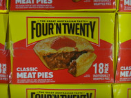 Four'N Twenty Classic Meat Pies 18 Pack 3.15KG | Fairdinks