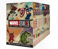 Marvel Studios The First Ten Years Anniversary Collection | Fairdinks