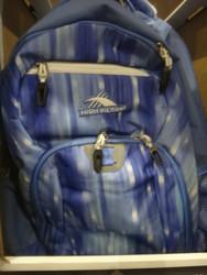 High Sierra Backpack Riprap Day Pack | Fairdinks