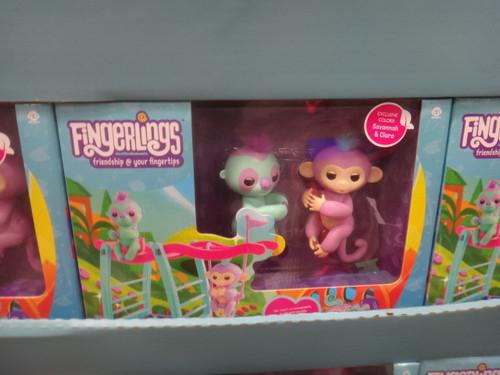 Fingerlings Monkey Bar Playset | Fairdinks