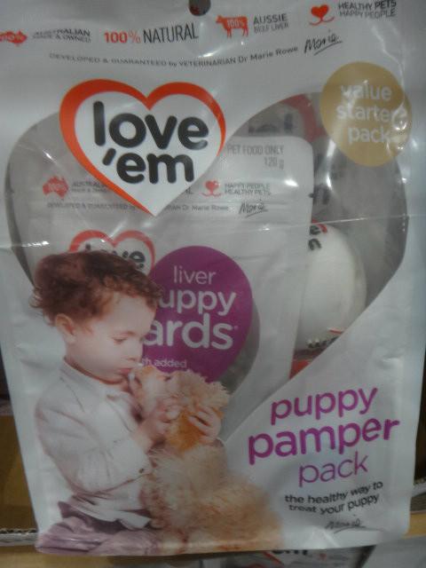 Love'Em Puppy Pamper Pack