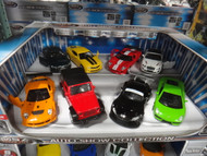 Auto Show Collection 8 Pack | Fairdinks
