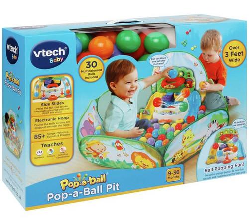 VTech Pop-A-Ball Pit | Fairdinks