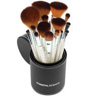 Coastal Scents Brush Set With Brush Cleaner 16CT | Fairdinks