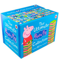 The Ultimate Peppa Pig Collection 50 Book | Fairdinks