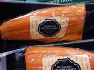 Mayers Hot Smoked Salmon Side 800G | Fairdinks