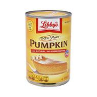 Libby's Solid Pumpkin 822G   Fairdinks