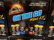Armor All On The Go Wipes Kit | Fairdinks