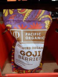 Pacific Organics Goji Berries 1KG   Fairdinks