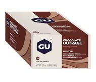 Gu Energy Gel Lemon Sublime / Chocolate 24 x 32G  | Fairdinks