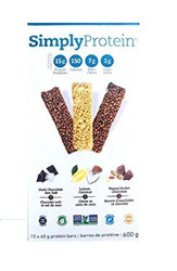 Simply Protein Variety Pack 15 x 40G | Fairdinks