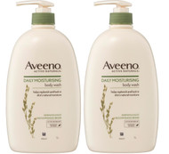 Aveeno Daily Moisturising Wash 2 x 1 Litre | Fairdinks