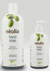 Neolia Olive Oil Duo Liquid Soap 350ML + 750ML Refill | Fairdinks