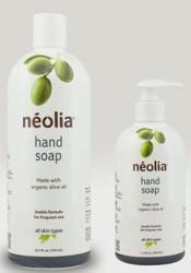 Neolia Olive Oil Duo Liquid Soap 350ML + 750ML Refill | Fairdinks