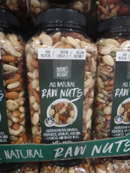 Nature's Delight All Natural Raw Nuts Mix 1.25KG  | Fairdinks