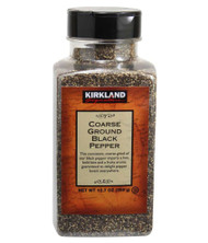 Kirkland Signature Coarse Ground Black Pepper 359G | Fairdinks