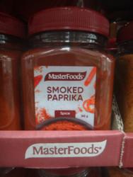 Masterfoods Smoked Paprika 365G | Fairdinks