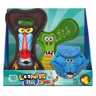 Happy Tails Loonies Play Fun Dog Toy 3 PK | Fairdinks