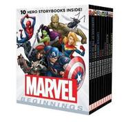 Marvel Beginnings: 10 Storybook Boxed Set   Fairdinks