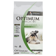 Optimum Adult For Small Breed Dog 15KG | Fairdinks