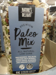 Nature's Delight Premium Paleo Mix 1.12KG | Fairdinks