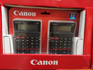 Canon Desktop Calculator Twin Pack AS120 12 Digits
