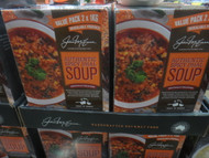 John McEwan Spicy Dhal Soup | Fairdinks