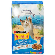 Friskies Seafood Sensations 10KG | Fairdinks