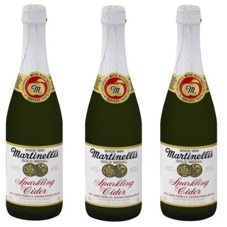 Martinelli's Sparkling Cider 3 x 750ML | Fairdinks