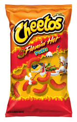 Cheetos Flamin' Hot Puffs 365G | Fairdinks