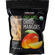 Kirkland Signature Organic Dried Mangoes 1.13KG | Fairdinks
