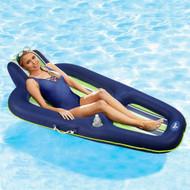 Aqua Mesh Luxury Pool Lounge 178CM Length | Fairdinks