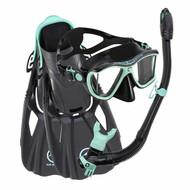U.S. Divers Adult Snorkel Set Size: S/M-L/XL | Fairdinks