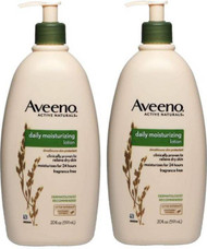 Aveeno Daily Moisturising Lotion 2 x 1 Litre | Fairdinks