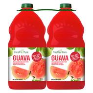 Fresh N Pure Guava Juice 2x1.89L | Fairdinks
