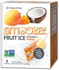Smooze Fruit Ice Coconut Mango 24 x 65ML | Fairdinks