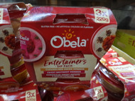 Obela Entertainer's Pack 3 x 220G | Fairdinks
