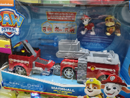 Paw Patrol Marshall's Ride N Rescue Vehicle Transforming Fire Truck