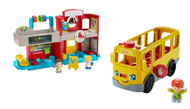 Fisher Price Little People Welcome to School Gift Set | Fairdinks
