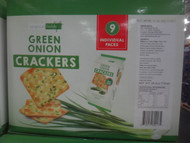 Tropical Fields Green Onion Crackers 720G | Fairdinks
