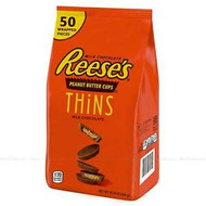 Reese's Peanut Butter Cups Thins 560G | Fairdinks