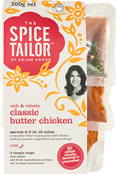 The Spice Tailor Classic Butter Chicken 3 x 300G | Fairdinks