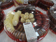Holiday Cookie Platter - 70 Pack 1.8kg | Fairdinks